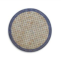 Blue And White Tile Table Top 48 X 2 684016-dni