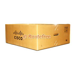 *NEW*  Cisco WS-C3750X-48T-L Stackable 48 101001000 Ethernet ports Switch FAST