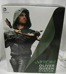 Dc Comics Stephen Amell Green Arrow Tv Series 13 Inches Statue Maquette Cw