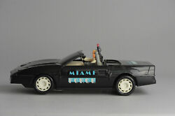 Antique Toy Hongkong Cabriolet Miami Force Vice Sports Car Shoot And Drive