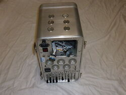 AREO SPACE SPECIAL DESIGN ENGINEER CONTROL BOX