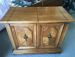 Furniture - China Cabinet And Buffet Table