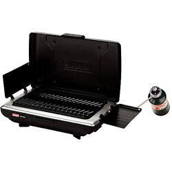 Coleman Camping 10,000 Btu Propane Camp Grill Stove Outdoor Cookware Burner Gas