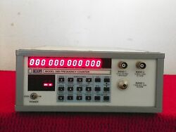 Eip 28b 12 Digit Microwave Frequency Counter 10hz To 26.5ghz, Warranty