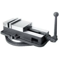 Pro-series Angle-tight Positive-lock 8 Milling Vise With Swivel Base3900-2105