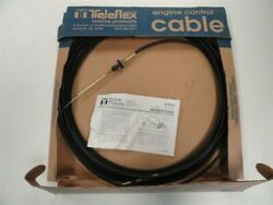 Omc Teleflex Shift And Throttle Control Cable Cc17038 / 38and039 Feet Marine Boat