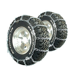 Titan Truck Link Tire Chains Cam Type On Road Snow/ice 5.5mm 265/70-16
