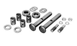 King Pin Kit W/ Alum. Tops For 1942-1948 Ford Car Front Spindles - Pete And Jakes