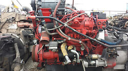 Cummins Isl 8.9l Eng. Complete 280 H.p. Natural Gas - Cng - Cpl0897 - Low