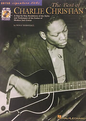 The Best Of Charlie Christian  Guitar Tab Signature Licks With Cd