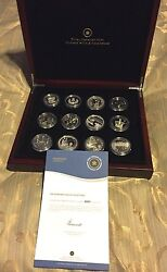 The Official Diamond Jubilee Collection - Mintage 10000 Worldwide 2012