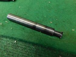 1/2 X .062-.068 Solid Carbide Key Seat Cutter