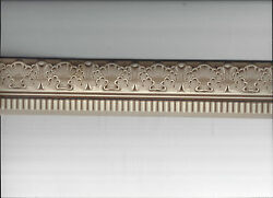 * WALLPAPER MINI BORDER CHAIR RAIL DOLL HOUSE ARCHITECTURAL MOULDING CLASSIC NEW