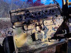 T-d 18 International Harvester Dozer-motor Block And Other Parts Avalible