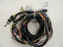 Mercury Ignition Wire Harness 26and039 Ft With 2 Keys 37469 Marine Boat