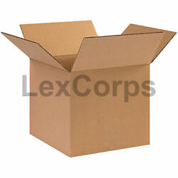 10x10x9 Shipping Boxes Lc 25 Pack