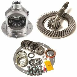 2009-2013 Gm 8.6 Chevy - 3.08 Ring And Pinion - Open Carrier - Excel Gear Pkg