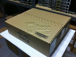 2 Pieces Brand New Cisco Isr4331-ax/k9 -not Affected By Clock Failure-