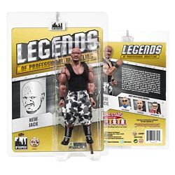Legends Of Professional Wrestling Series 1 Action Figures New Jack