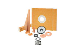 Schluter Kerdi Shower Kit With Drain All Sizes Free Shipping And Low Price