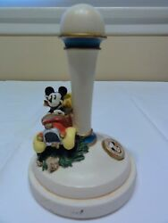 Disney Mickey Mouse Driving Mickey Figurine - Cookie Factory