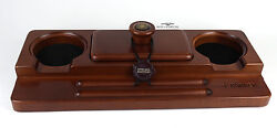 Parker Duofold Special Edition 1996 Wood Desk Set- Extremely Rare Nos