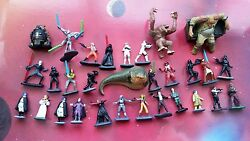 Star Wars Micro Machines Figure Character Collection Jedi Sith Vader Rancor Ren