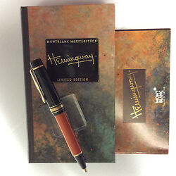 Writers Edition Hemingway Limited Edition Ballpoint Pen - Sealed