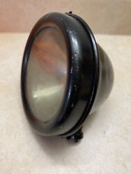Vintage Electric Auto Lite 1326 Early Search Spot Lamp Cowl Light 1920and039s 30and039s