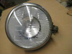 Vintage Auto Radiator Auxiliary Driving Light No.20 22 Old Hot Rat Rod Car Truck