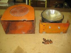 Wow Vintage Allis Chalmers Ac Monarch F G H K L Tractor Crawler Light In Shield
