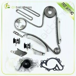 Timing Chain Water Pump Kit For 2006 Dodge Charger 2.7l V6 Dohc