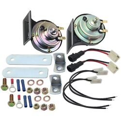 New Horn Kit Driver And Passenger Side For Chevy Suburban Savana Lh Rh Tahoe 1500