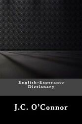 NEW English-Esperanto Dictionary by J.C. O'Connor