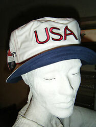 Usa Golf Hats - Bucket Style Official Hat Of Usa Golf For Ryder And Olympic Sports