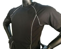 Body Armor   Bullet Proof Shirt   Level Iiia 3a   Low Profile   Shirt Only
