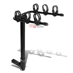 2hitch Receiver Mount Rear Trailer Universal Folding Bike/bicycle Rack Carrier