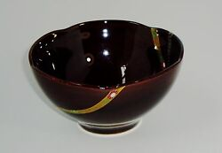 Pottery Earthenware Japanese Supervised By Kabuki Actor Cup
