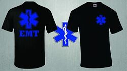EMS EMT PARAMEDIC EMERGENCY MEDICAL SERVICES T-SHIRT TSHIRT TEE GRAPGIC