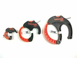 Cable Cuff Pro Small Medium Large Adj And Reusable H1