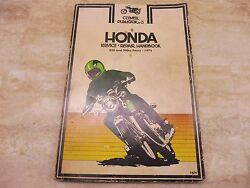 Clymer Service And Repair Handbook For 1972 Honda 350 And 500 Fours Pl114 +