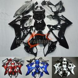 Multicolor Painted ABS Injection Fairing Kit BodyWork for BMW S1000RR 2009-2014