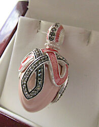 Sale Beautiful Russian Pendant Made Of Sterling Silver 925 Genuine Coral