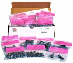 1971 Master Chassis Bolt Kit For Chrysler B Body 426 Motor With Correct Bolts