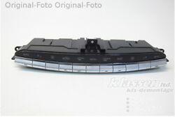 climate control panel Mercedes Benz S-Class W222 A2229068901