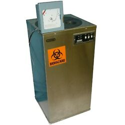 Cryomed Cms-450a 70ltr Cryogenic Dewer Liquid Nitrogen Tank And Chart Recorder