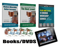 Christian Worship Guitar Learn At Home Study Course Books And Dvds By Wtk