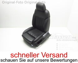 seat front Left Bentley CONTINENTAL FLYING SPUR 6.0 03.05-