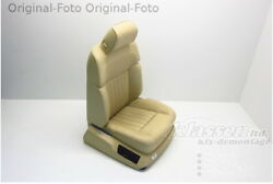 seat front Right VW Phaeton 3D2 04.02- seat heater
