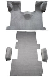 1997-2014 Ford E-series Ext Van Fits Gas Or Diesel Cutpile Replacement Carpet